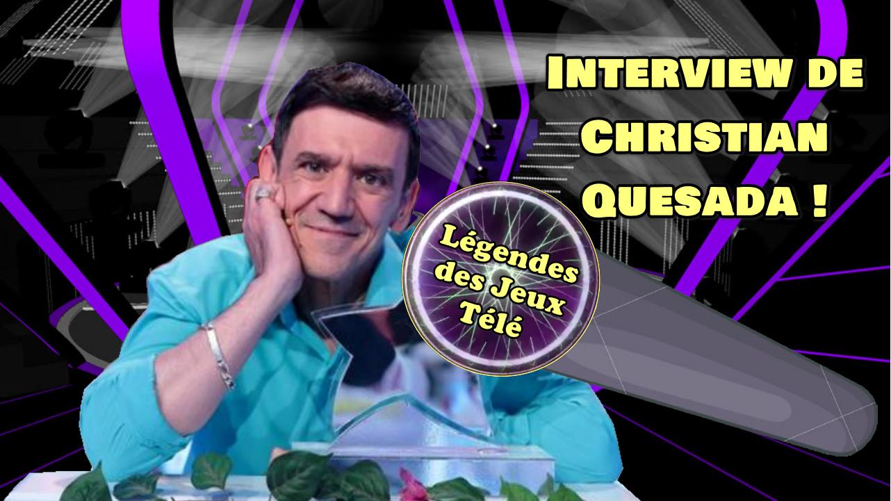 """Exclusif ! Découvrez qui sera l'invité d'honneur de la prochaine interview sur """"légendes des jeux télé"""" !"""